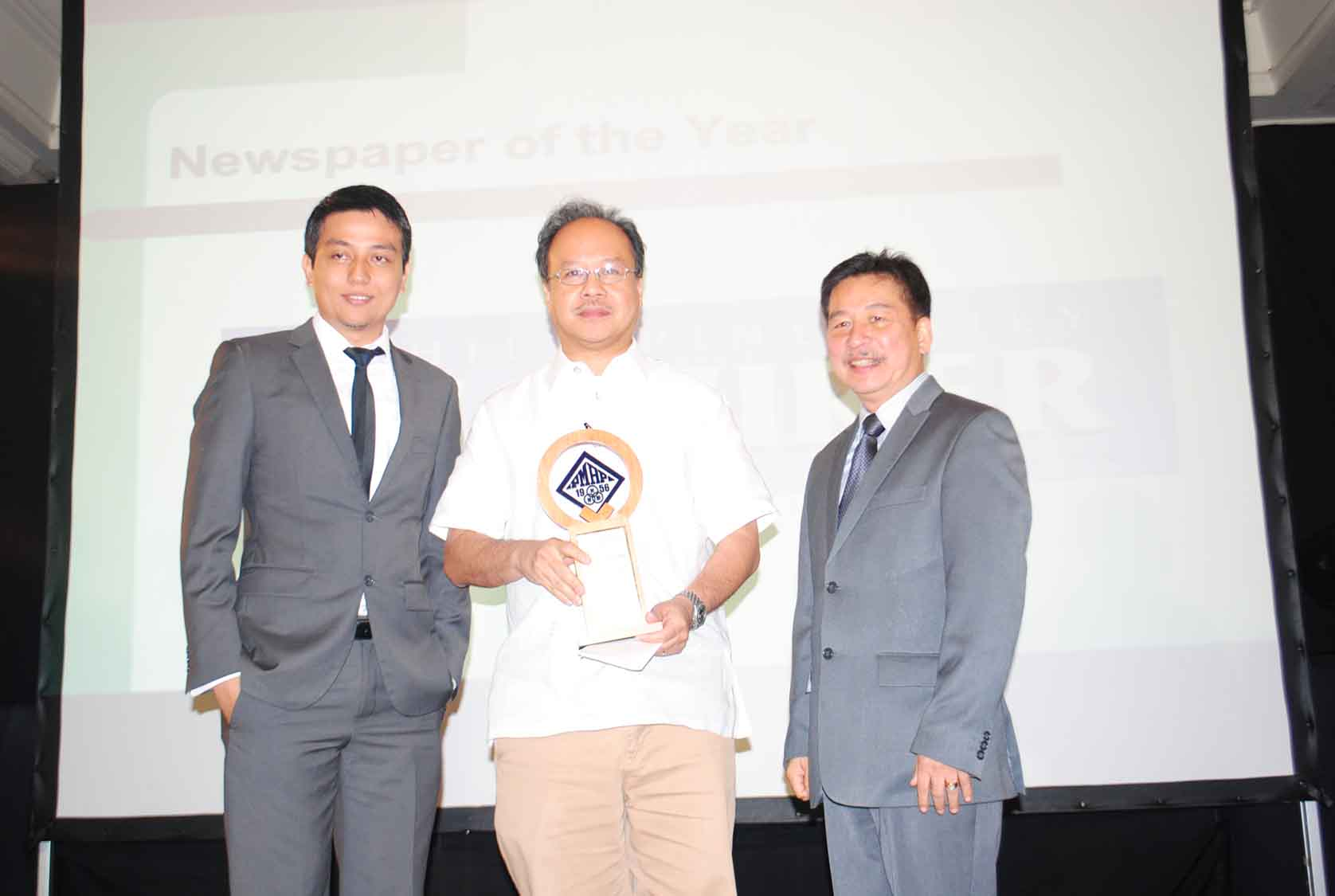 2nd PMAP Makatao Awards for Media Excellence Winners