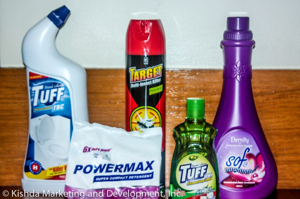 Giveaway: Win a Home Cleaner gift pack