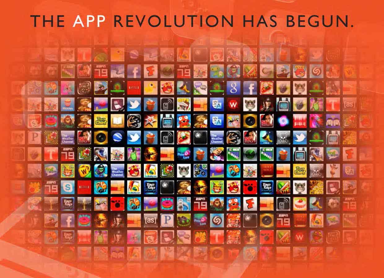The App Revolution Has Begun
