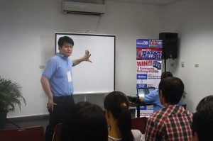 Mr. Tony H. Sy, VP for Sales and Marketing of Neltex Development Co, Inc.