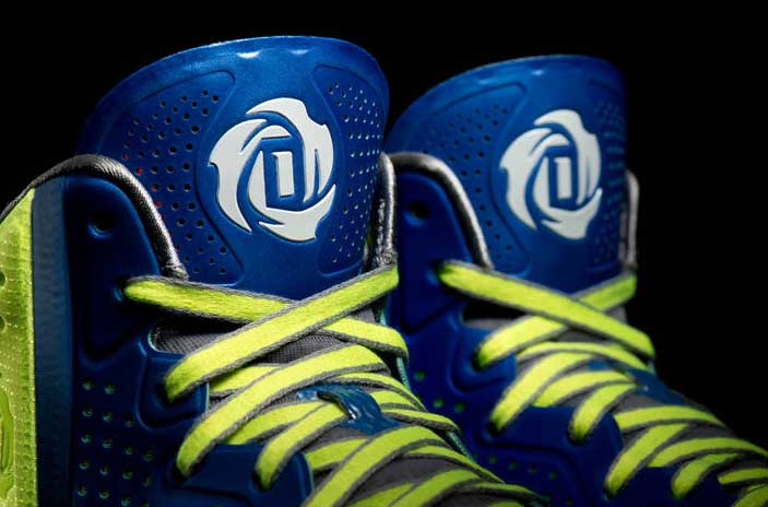 New colorway of the adidas D Rose 4 signature shoe