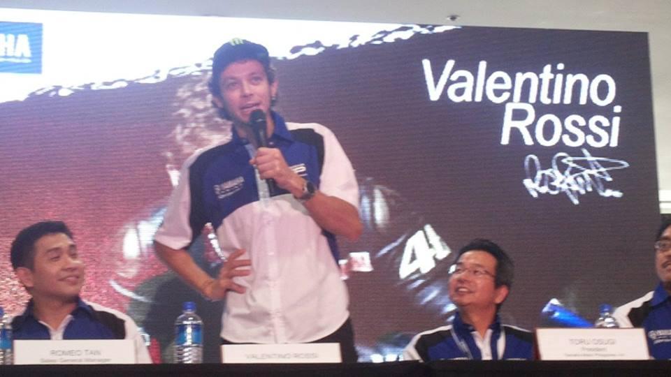 Valentino Rossi 3