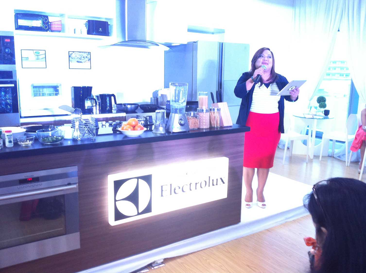 Electrolux kicks off Delightful-E Yummy at its new home