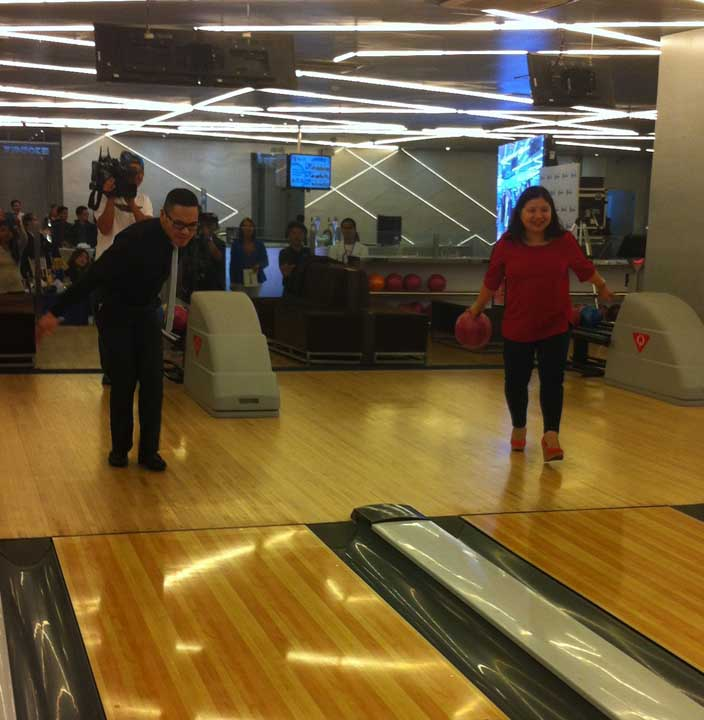 Biggest Bowling Tournament in PH launched