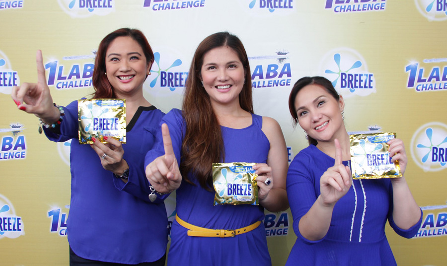 Breeze Nationwide 1 Laba Day pays tribute to hardworking hero moms