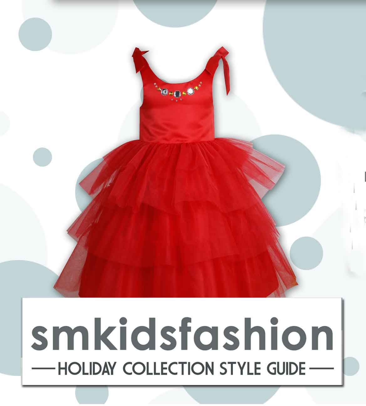 SM Kids' Fashion Wide-Ranging Holiday Collection