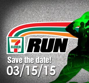 Join the 7-Eleven Run 1500