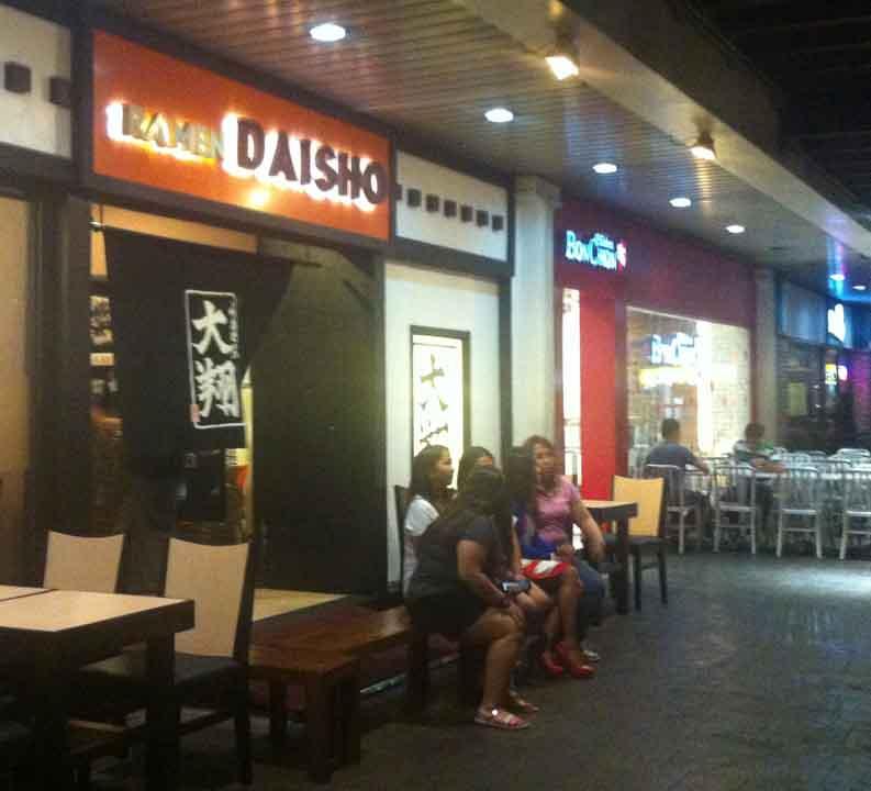 Ramen Daisho: Bringing Japanese Goodness in the Philippines