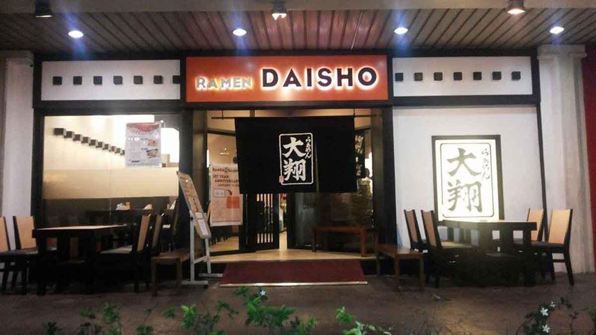 Ramen daiso
