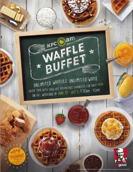 KFC Waffle