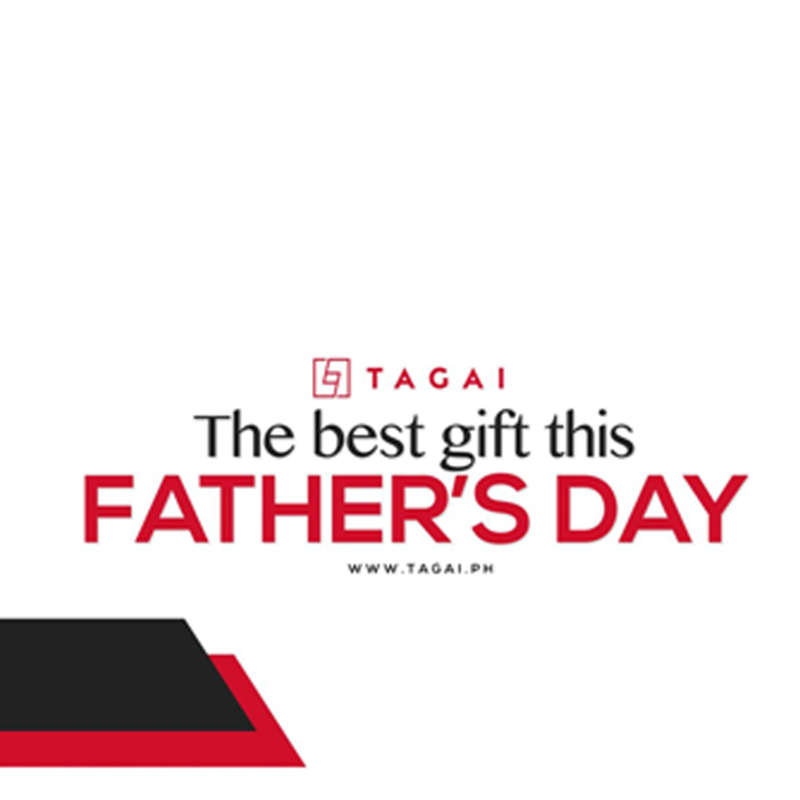 Show Love this Father's Day with TAGAI