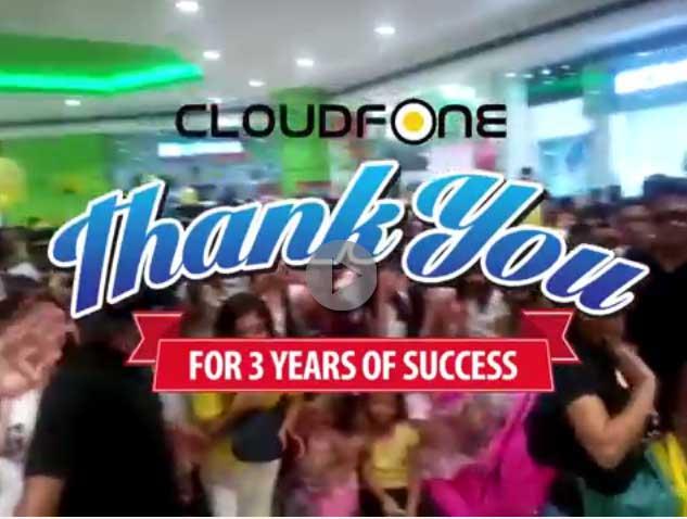 Cloudfone vidplay