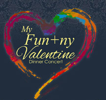 My FUN+ny Valentine: A Night of Inspiration, Laughter, and Love