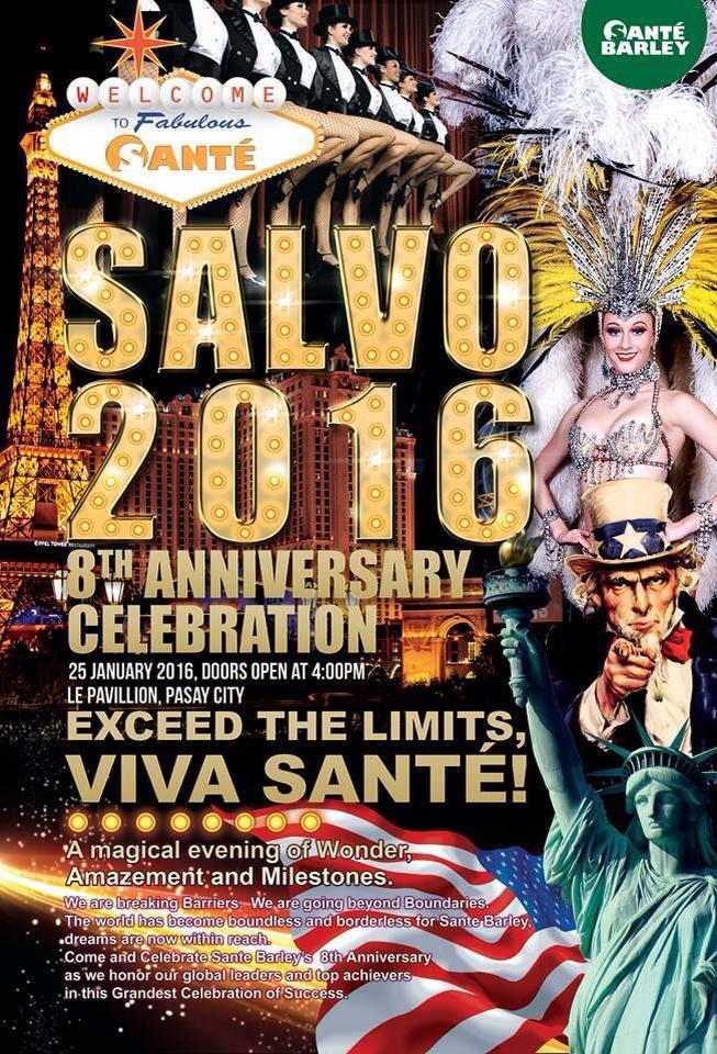 Salvo 2016 Poster