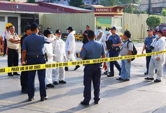 Tutuban Center holds bomb explosion and simulation exercise