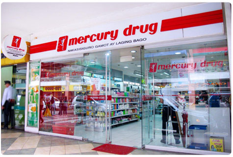 PH largest drugstore chain Mercury Drug opens stores to FINE Japan's Premium HyC150