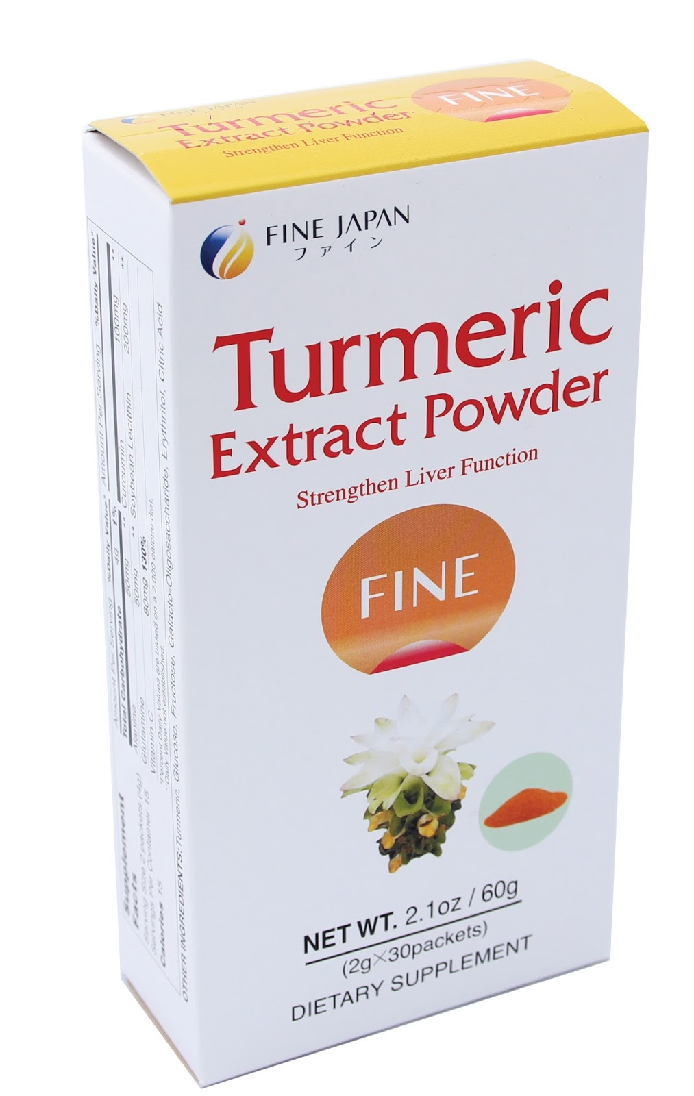 tumeric side