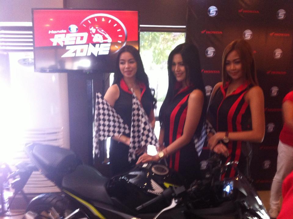 Honda Philippines launches all-new Honda CBR150R