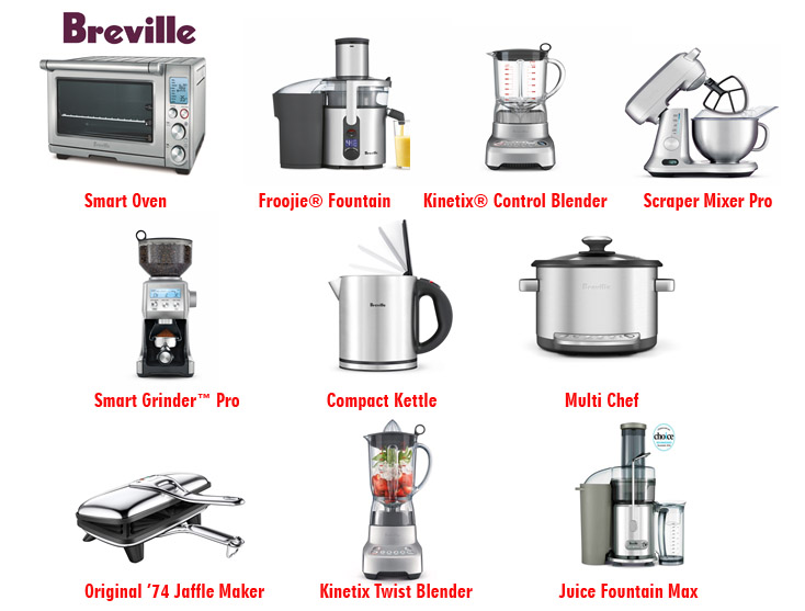 Top 10 Breville Must Haves For Start Up Families Breville Wedding Gift Ideas The Newsmakers,Trends In Exterior House Paint Colors