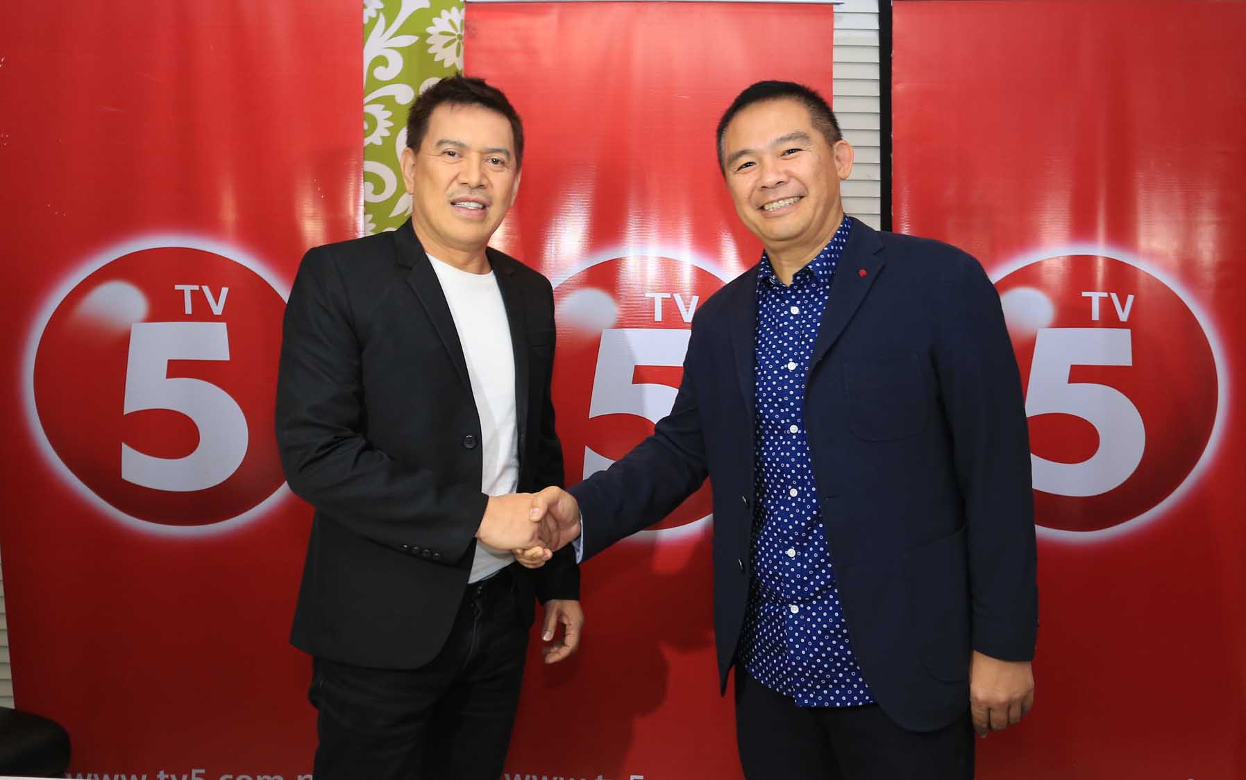 Brillante Mendoza brings brilliance in TV5 series