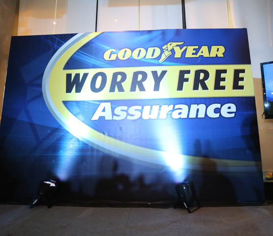 The Goodyear Guarantee: An Unbeatable Worry-Free Driving