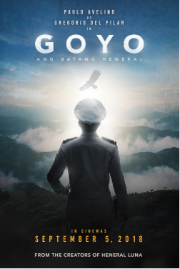"SM Cinema celebrates 100 Years of Philippine Cinema with ""Goyo: Ang Batang Heneral"""