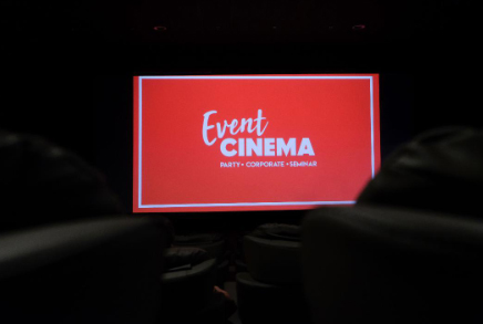 Lights, Camera, Party at SM Cinema's Event Cinema