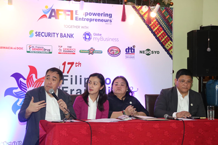 AFFI announces holding of 17th Franchise and Business Expo