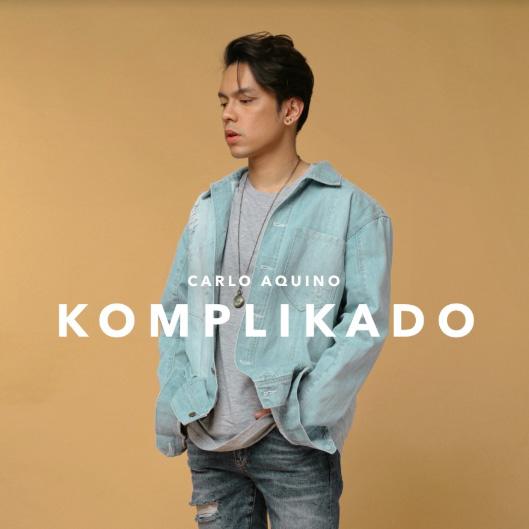 "Carlo Aquino releases single ""Kumplikado"""