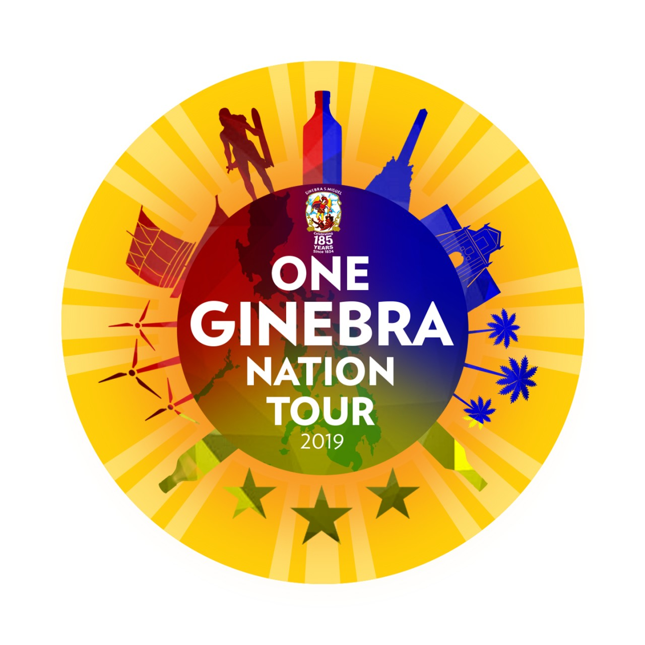 One Ginebra Nation: A Celebration 185 Years in the Making