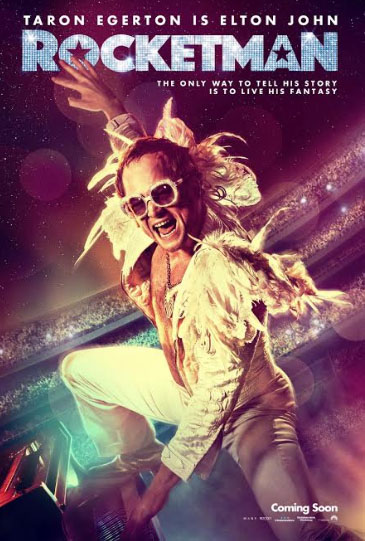 Rocketman: Reaching the top With flying colors