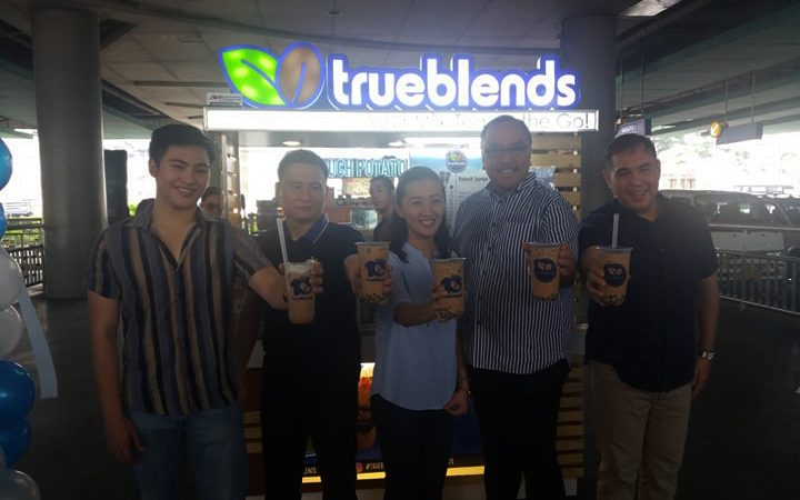 True Blends reached triple milestone in one day