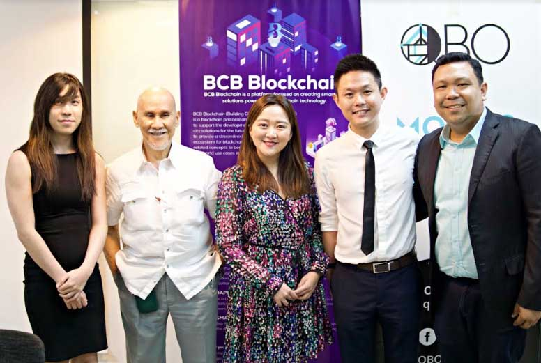 Singapore-based BCB Blockchain partners QBO Innovation Hub & Animo Labs to collaborate on  blockchain smart city projects