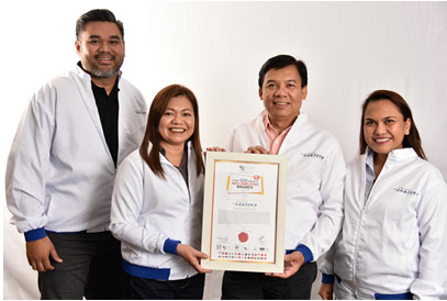Eastern Communications named among Top 100 Asia's Best Employer Brands