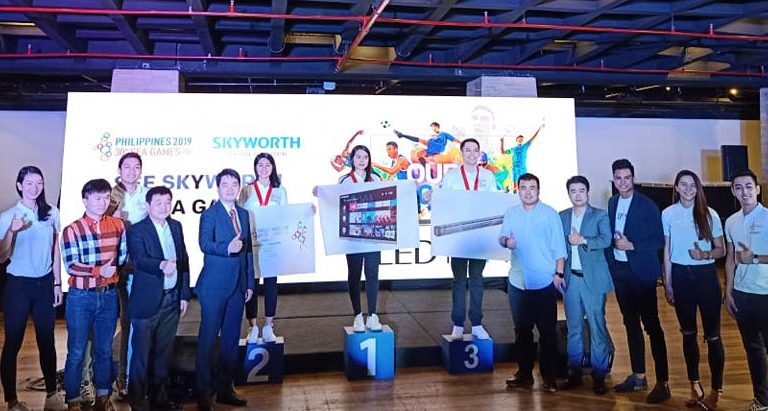 Skyworth gives a Front-row Seat to the SEA Games