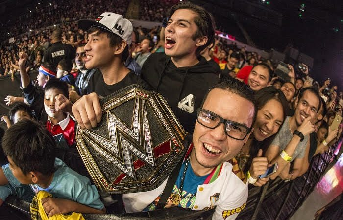 A Beginners Guide to WWE Live!