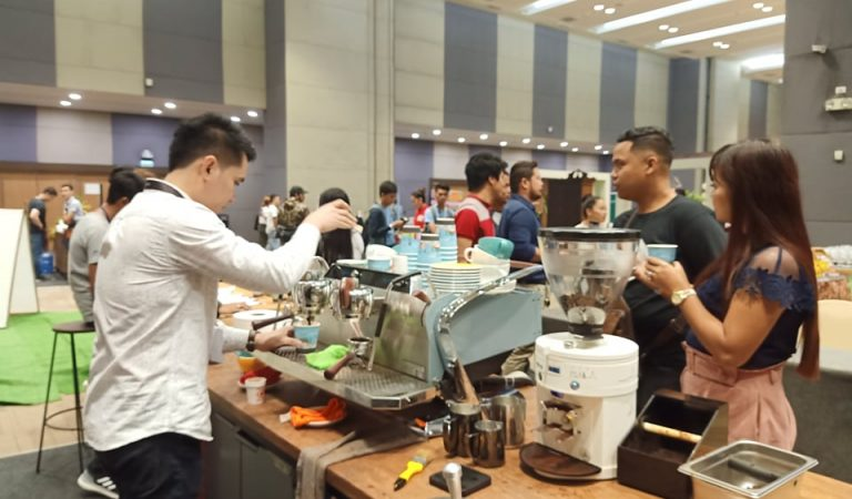 Baristas unite at the 1st PH National Barista Assembly