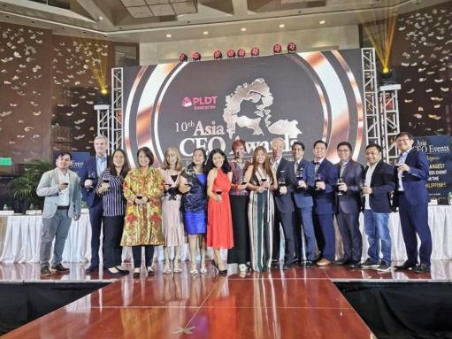 Six companies make it as Circle of Excellence for Asia CEO Wellness Company of the year presented by Healthway Medical