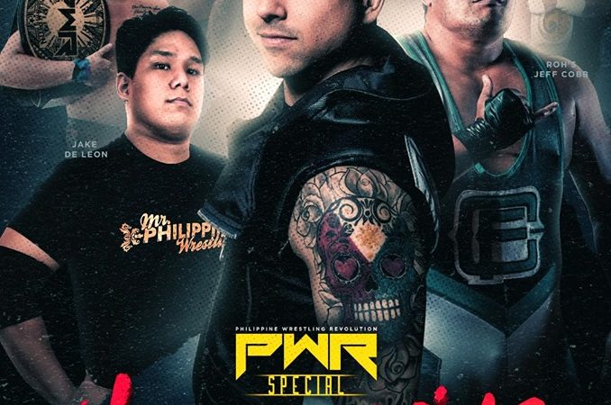 World-renowned Filipino wrestlers TJ Perkins and Jeff Cobb headline first ever PWR Homecoming