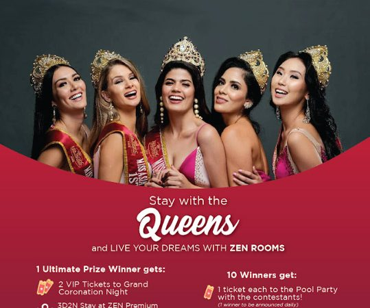 Stay with the Yass Queens with this Exclusive Giveaway by ZEN Rooms