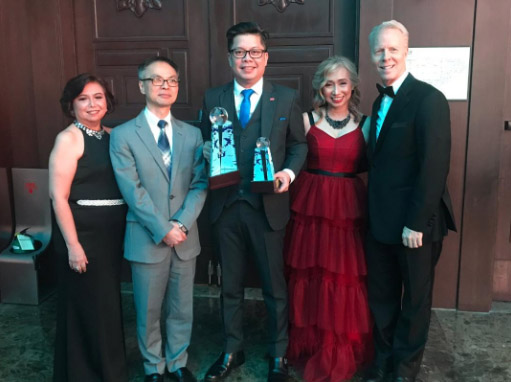 3M Global Services is Asia CEO Healthway Wellness Company of the Year