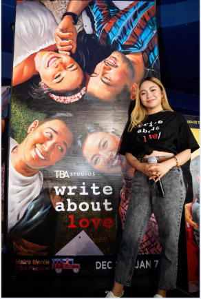SM Cinema showcases hand-painted MMFF movie posters during the holidays