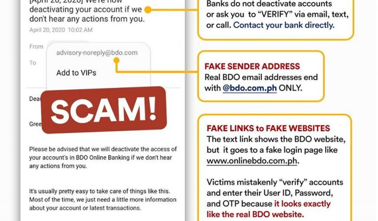 Beware of fake websites: Tips to be smarter than a scammer