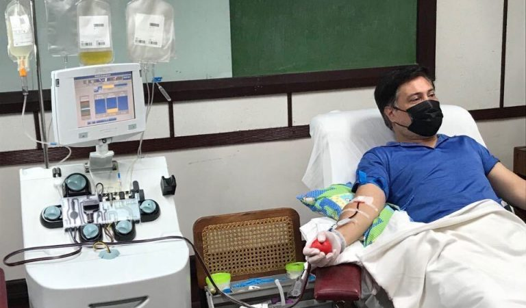 Battling the Pandemic: PGH calls for blood donations from COVID-19 survivors