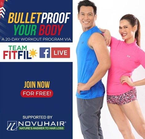 Novuhair Free Workout Sessions Boost Optimism