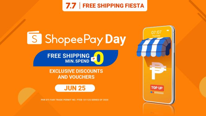 Greater Cost Savings and Convenience with ShopeePay Day