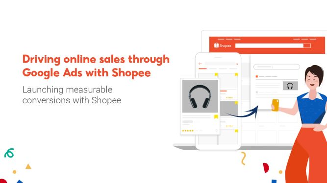 Shopee and Google Launch Google Ads with Shopee
