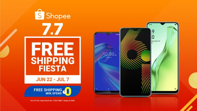 Amazing Smartphones for Less than ₱10,000 on Shopee's 7.7 Sale