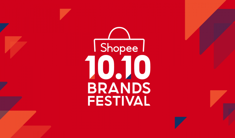 Shopee Helps Brands to Scale and Succeed through its Annual 10.10 Brands Festival