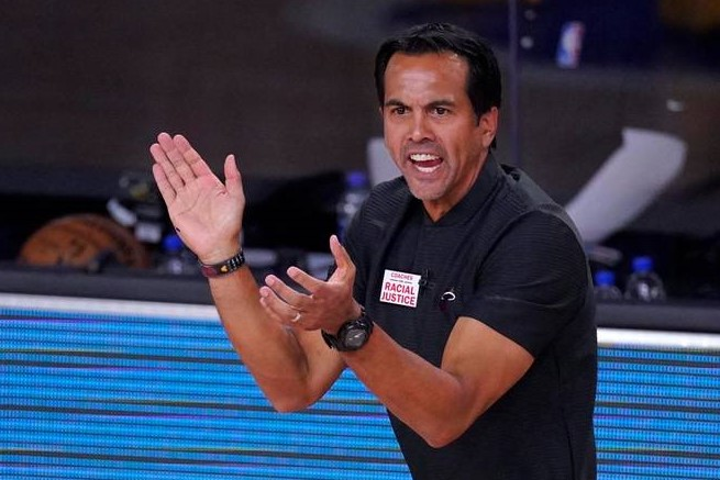 Fil-Am Erik Spoelstra navigates Miami to NBA Finals